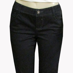 Tommy Hilfiger Jeans Black 8  Boot Cut